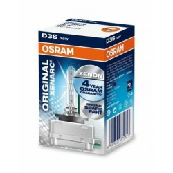 Lampe phare xenon D3S