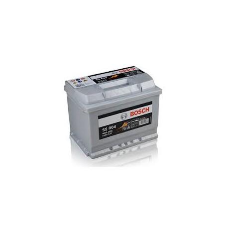 Bosch 61Ah, 600 A, 12 V