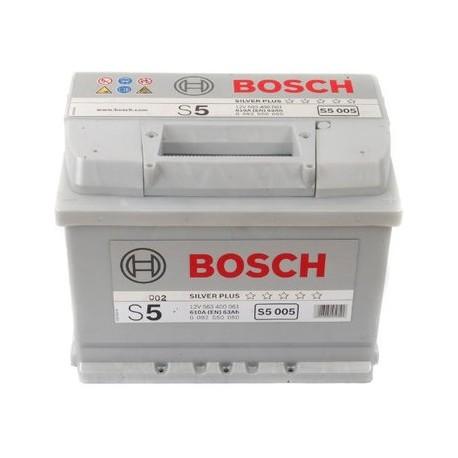 Bosch 63 Ah, 610 A, 12 V