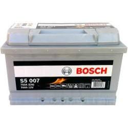 Batterie Bosch 74 Ah, 750 A, 12 V