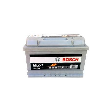 Bosch 74 Ah, 750 A, 12 V