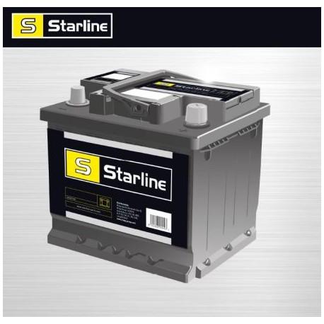 batterie starline 12v 72ah 680a dap24. Black Bedroom Furniture Sets. Home Design Ideas