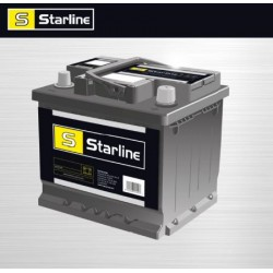 Batterie Starline 12V 60Ah 540A