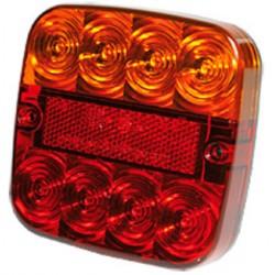 LED 107 x 107mm