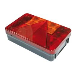 RADEX - Feu arrière-clignotant-stop 5800