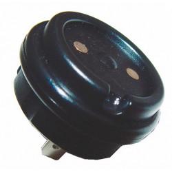 MagCode Prise femelle magnét. 2 pôles 12V