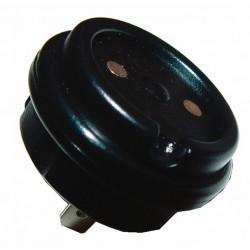 MagCode Prise femelle magnét. 2 pôles 24V