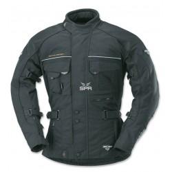 Veste pour moto Büse Ancona noire taille S