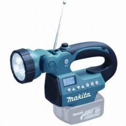 Radio avec lampe LED BMR050