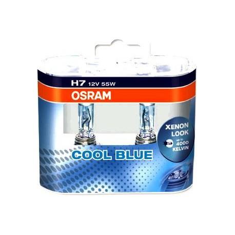 Lampe phare halogène H7
