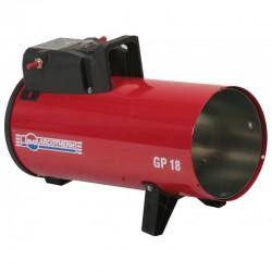 Chauffage à gaz GP 18 M