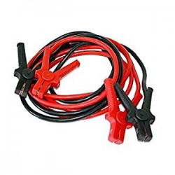 Câble dépannage 16mm2/3.0m pince ent. isolée