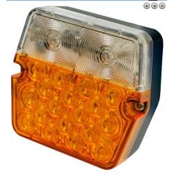 Feu LED clign. et position 9V-36V