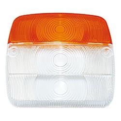 AJBA - Verre blanc/orange pour 2766976