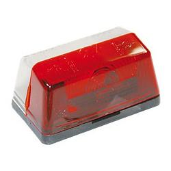 ML - feu de position rouge/blanc