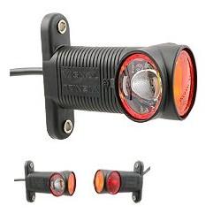 Vignal - Feu de position LED DX 12/24V G+D