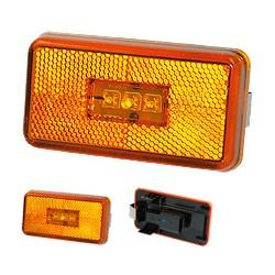 Rubbolite - Feu de pos. latéral LED 24V