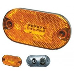 ML - LED Feu latéral orange 24V