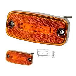 Hella - Feu de pos. latéral LED 12V
