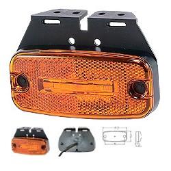 Hella - Feu de pos. latéral LED 24V