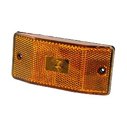 SIM - Feu de pos. lat. LED orange 12/24V