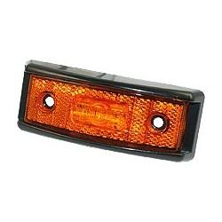 Feu de position latéral LED avec clignotant