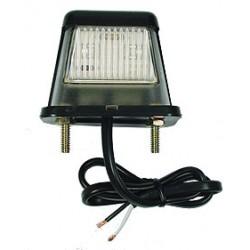 Éclairage de plaque LED 12V