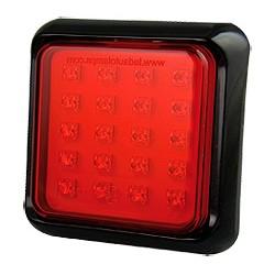 Feu LED antibrouillard 12/24V