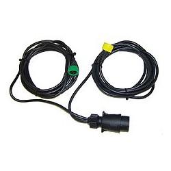 Aspöck Câble 7m / 7 pôles ISO 1724