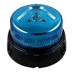 WAS - Feux à éclats LED bleu 12/24V