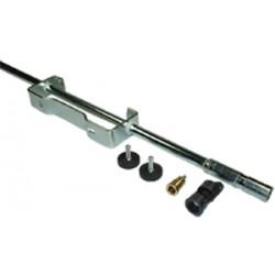 Hella - tube pour feu tourn. réglable -750mm