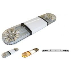 Rampe à LED transparent 12/24V 915mm