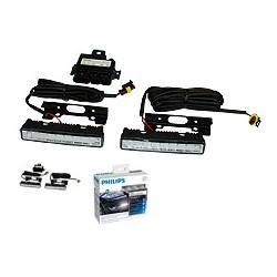 Philips Kit feux diurne 12/24V avec 9 LED