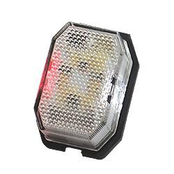 Aspöck FLEXIPOINT I LED feu de gabarit rg/bl 12/24V