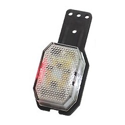 Aspöck FLEXIPOINT I LED feu de gabarit 12/24V G
