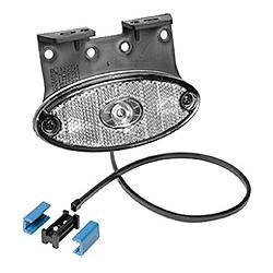 Aspöck - Flatpoint II LED blanc 12V