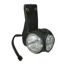 Aspöck Superpoint III LED/12V gauche