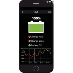 CTEK - Moniteur de batterie 12V pour Smartphones