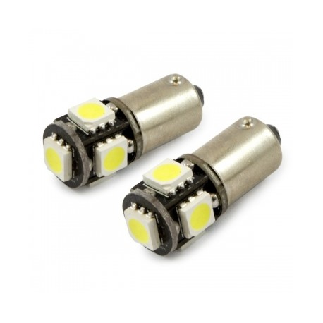 T4W BA9s canbus avec 5 LED
