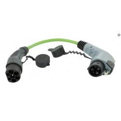 Adaptateur Câble de recharge Type 2  Type 1