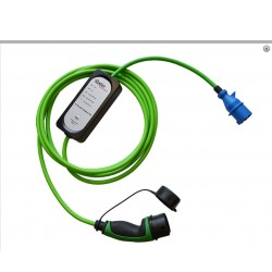 Chargeur portable type 2 /CEE, 6...16A