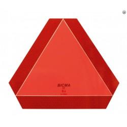 Triangle autocollant reflex
