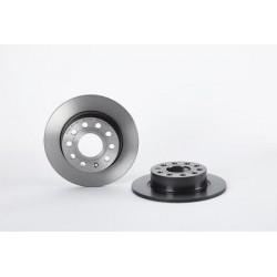 Disque de frein vernis BREMBO (08.A202.11)