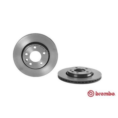 Disque de frein vernis BREMBO(09.5674.21)