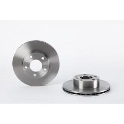 Disque de frein vernis BREMBO(08.9509.11)