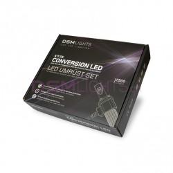 DSM Kit de conversion H8 LED