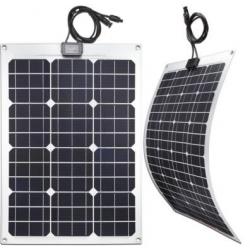 Panneau solaire flexible...