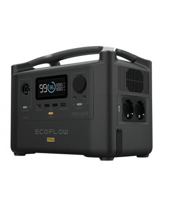 Station de recharge EcoFlow...