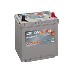 Batterie Deta Senator3 12V 38Ah 300A